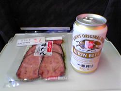 牛タン・ビール