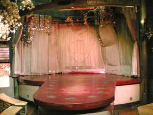 フランス座・舞台